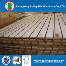 HPL/UV/Melamine Laminated MDF and HDF Board
