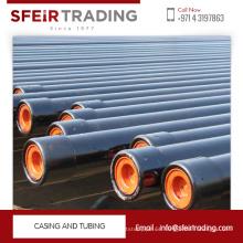 Hot Selling API estándar de tubos de tubería Precio
