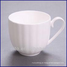 Alta qualidade da porcelana real de P & T com caneca de café do design