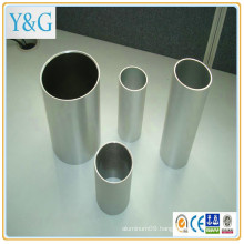 7010 7075(C77S) 7020(A-Z5G) 7075(A-Z5GU) 7049A(A-Z8GU) aluminium alloy anodized mill finished sand blasted tube / pipe