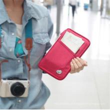 Moda portáteis multifuncionais Ticket Passport sacos (96580)