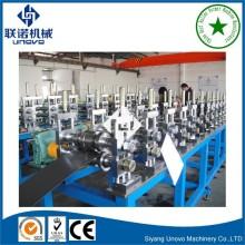 high accuracy construction purline unistrut channel equipment