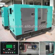 60Hz Silencioso 60kva gerador de energia contínua motor diesel