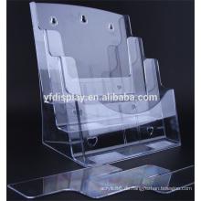 Klarem Acryl Datei Regal für Büromöbel und Bürobedarf