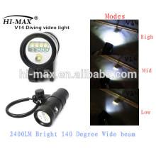 Tauchen Taschenlampe Fotografie Magnetschalter wasserdicht IP68