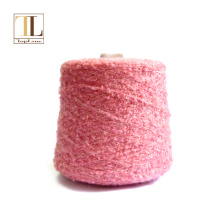 Cashmere silk hand machine knitting yarn bk