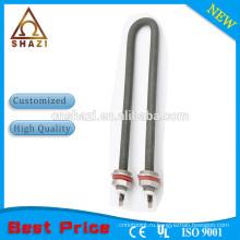 U-образный электрический трубчатый нагревательный элемент