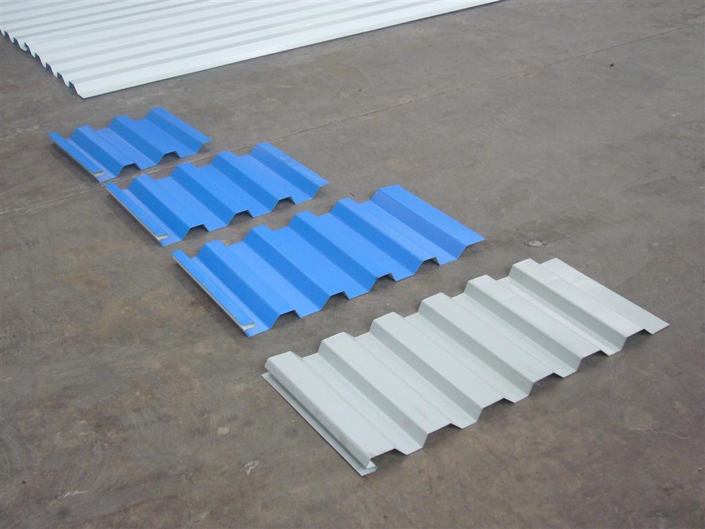 Corrugated Steel Sheet Rollforming Machinery
