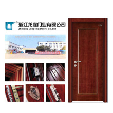 Entrance MDF Wooden Door (LTS-314)
