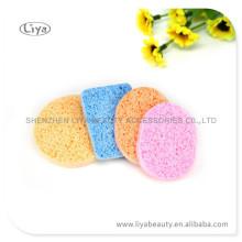 Разноцветные губки бесплатный образец для очищения кожи