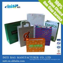 China Lieferant Neue Produkte Daiso Größe Papiertüte