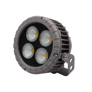 4X7W Gartenleuchten LED Spot Light