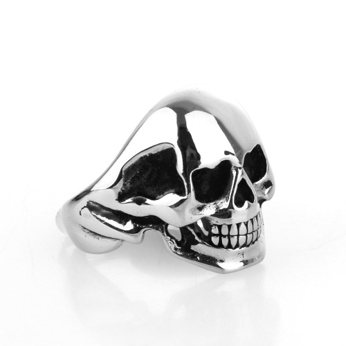 Low MOQ skull ring