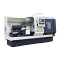 Automatic small tailstock CK6140*750mm automatic alloy wheel cnc lathe machine