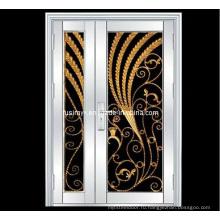 Двери из нержавеющей стали (Форекс-5019)