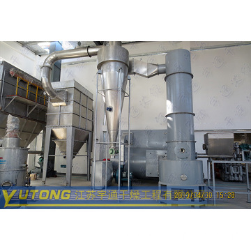 Calcium Carbonate Flash Dryer