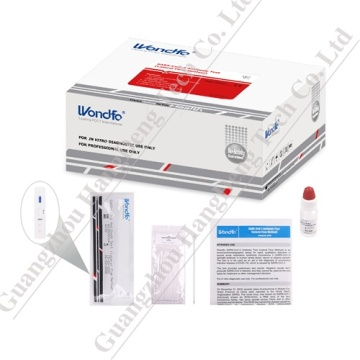 Wondfo Antibody Rapid Test Kit