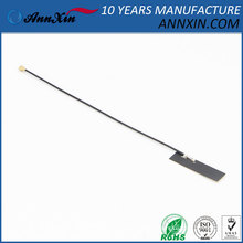 Best selling U.fl internal wifi (2.4ghz ) pcb antenna, 1.13mm(D) cable built in patch wifi antenna
