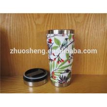 Großhandel Creative made in China Top-Qualität aus rostfreiem Stahl Keramik Emaille Becher Reisen