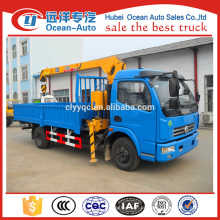 DFAC 3.2ton XCMG camião-grua à venda
