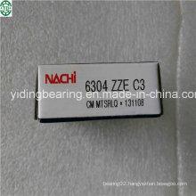 NACHI Ball Bearing Japan Brand 6304 Zze C3