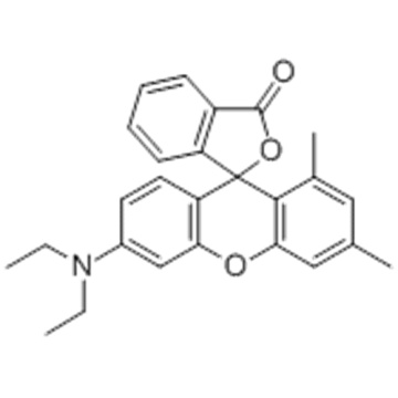 Espiro [isobenzofuran-1 (3H), 9 '- [9H] xanthen] -3-one, 6' - (dietilamino) -1 ', 3'-dimetil- CAS 21934-68-9