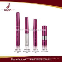 2015 El maquillaje de las muchachas de las rosas calientes fija con las botellas del eyeliner del rimel