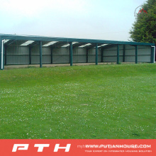 2015 Pth Prefab Economic Customized Steel Structure Warehouse