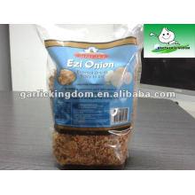 1kg cebola fritada saco de plástico de Jining Brother