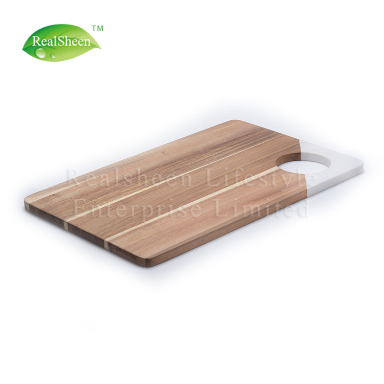 Acacia Wood Steak Serving Board