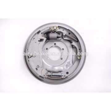 Complete 12'x2'' hydraulic free backing brake assembly for trailer (surface treatment:Dacromet)