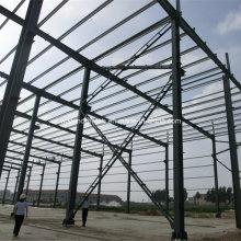 Novo modelo de estrutura de aço para construção de estrutura de aço