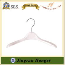 Top Plastic Hanger Manufacture Metal Hook Clothes Knit Hanger