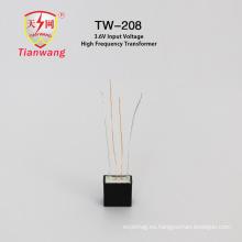 Tw Mini Transformador de alta frecuencia para encendedor