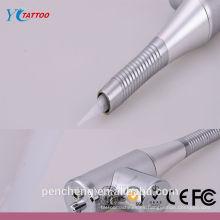 La fabricación de los suministros de cejas labial delineador de tatuaje máquina de maquillaje