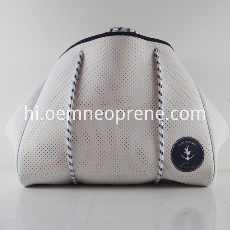 Alt White Beach HandBags