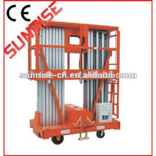 Factory price truck mounted telescopic aerial access work platform