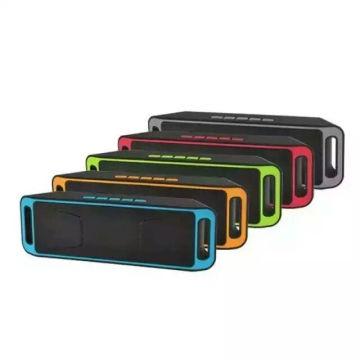 Meilleur prix Flash LED 2.0 Haut-parleur Bluetooth portable