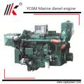 Се одобренный ccs 6 цилиндров, 1800 об / мин рыбалка двигательная лодка 100 л. с. китайский морской дизельный двигатель