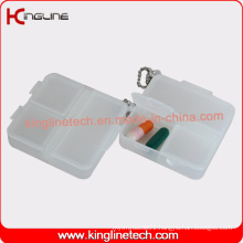 Latest Design Plastic 3-Cases Pill Box (KL-9071)