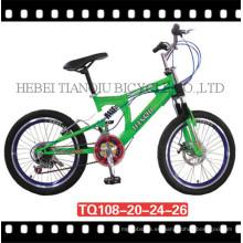 """Venta caliente 20 """"bici de montaña de los hombres de 18 velocidades, fabricación profesional de MTB"""