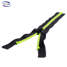 Wholesale Custom Heavy Duty All Size Closed End Plastic Zipper