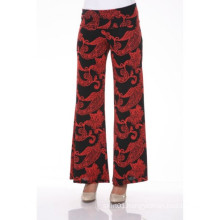Summer Women Fashion Printing Palazzo Pants Women Clothes