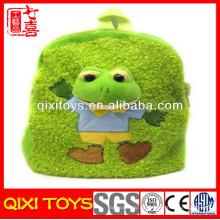 felpa de peluche personalizado animal felpa mochila