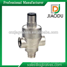 pressure regulating relief valve Max pressure upstream 16bar-25bar adjustable downstream pressure setting range 1 to 8 bar