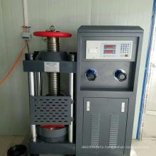 Cement concrete compression testing machine display compression testing machine  hydraulic press tester