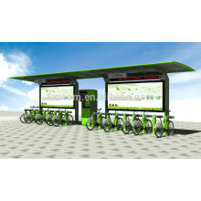 ПТС-1 велосипедов с рекламой