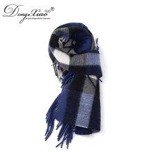 Fabricant chinois Supply New Styles Dubaï châle à tricoter écharpe en cachemire