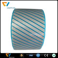привет ВИС светоотражающие материалы цвет эластичные ленты, светящиеся в темноте ткани ленты