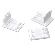 Cassetes incorporadas (0121-1401)